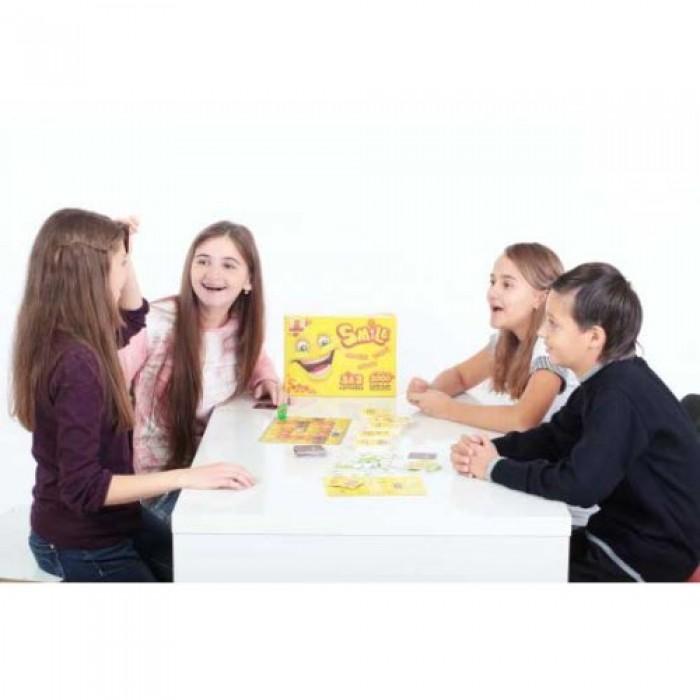 Настольная игра Смайл на украинском (Smile)