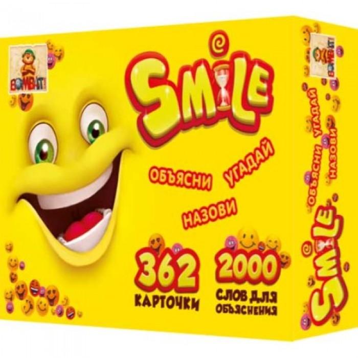 Настільна гра Смайл (Smile)