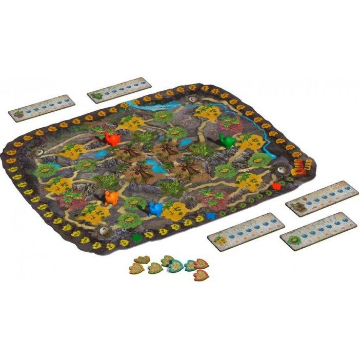 Настільна гра Діно Ленд (Dino Land)