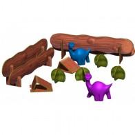 Настольная игра Дино Спорт (Dino Sport)