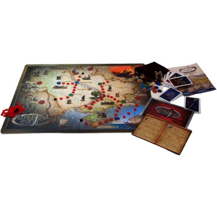 Настольная игра Козацкий поход