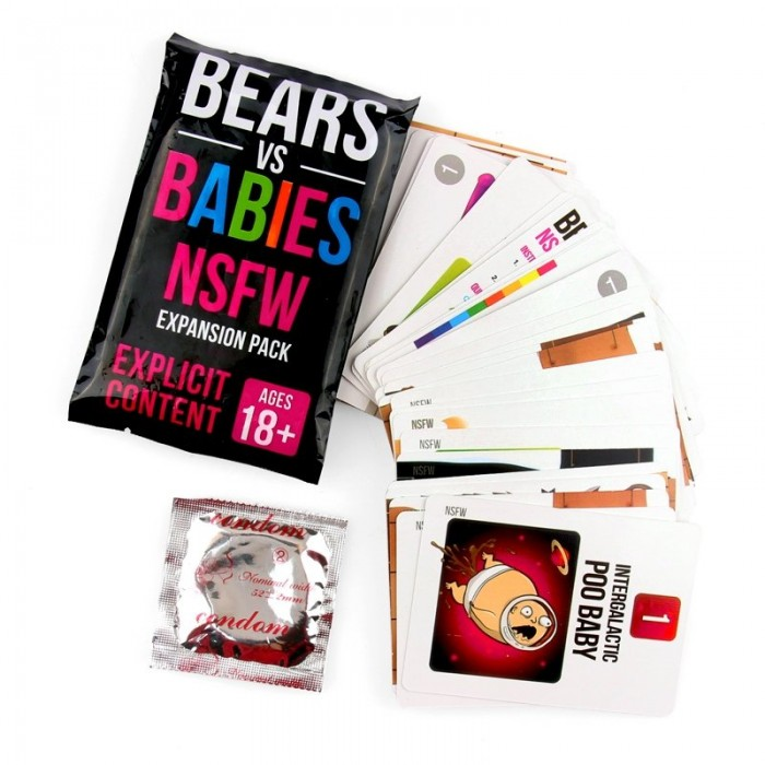 Медведи против Детей: Блудное дополнение 18+