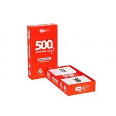 500 Злісних карт. Доповнення червоне