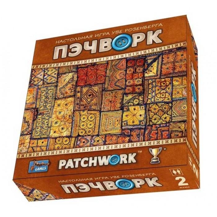 Настільна гра Печворк (Patchwork)