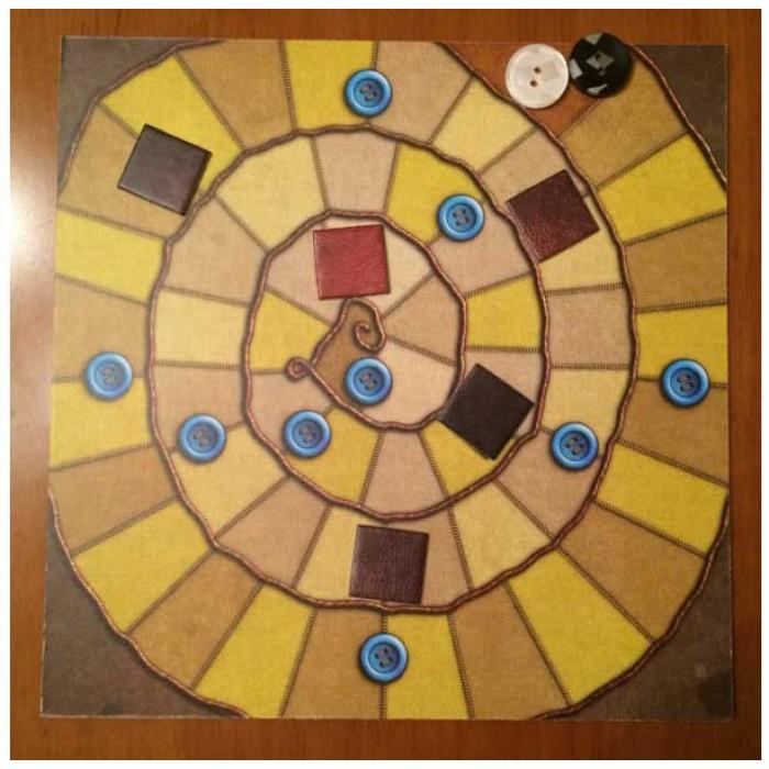 Настольная игра Пэчворк (Patchwork)