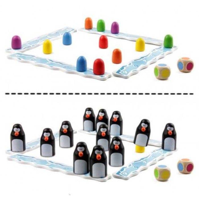 Настольная игра Пинголо (Pengoloo)