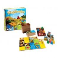 Настольная игра Kingdomino. Доминошное королевство