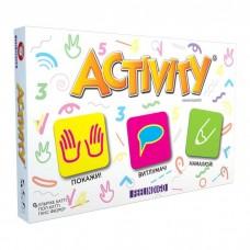Настольная игра Активити (Актівіті українською) (Activity UA)