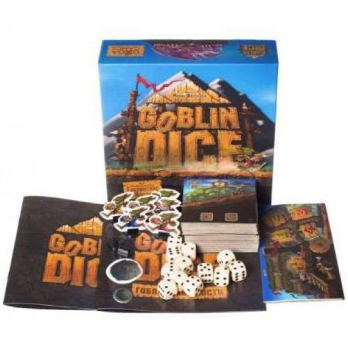 Настільна гра Гоблинскі Кості (Goblin Dice)