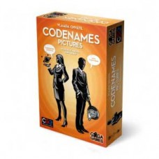 Настільна гра Кодові імена. Картинки (Codenames: Pictures)