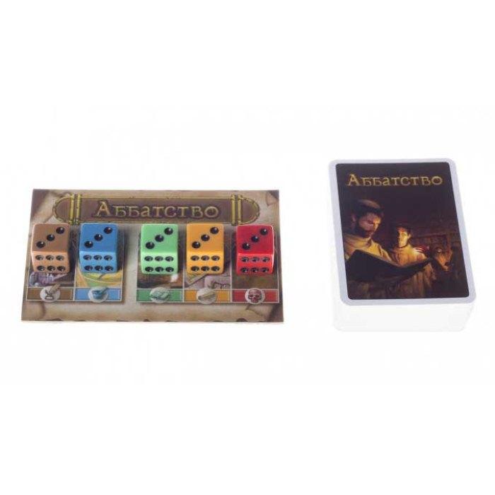 Настільна гра Абатство (Biblios)