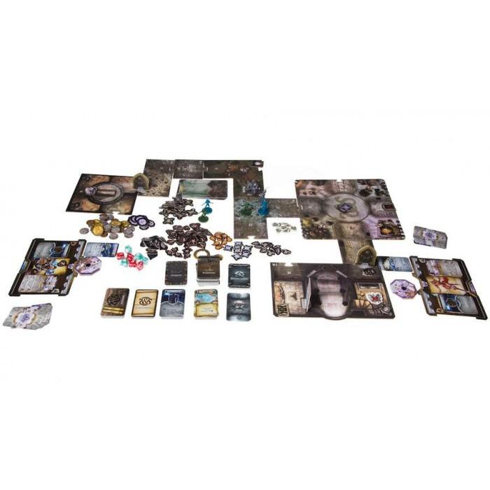 Настільна гра Меч і Чаклунство: Безсмертні душі