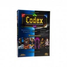 Настільна гра Codex: Сині проти Черних (Домініон Тверді проти Батога Чорної Долоні)