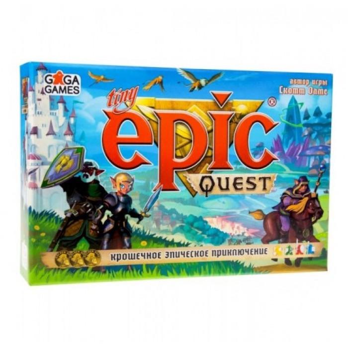 Настольная игра Крошечные Эпические Приключения