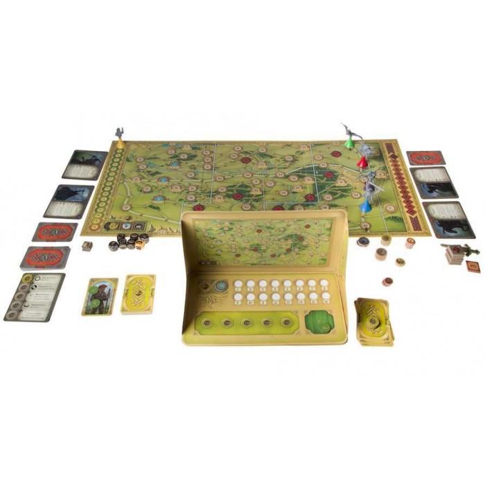Настільна гра Полювання за Кільцем + унікальне промо