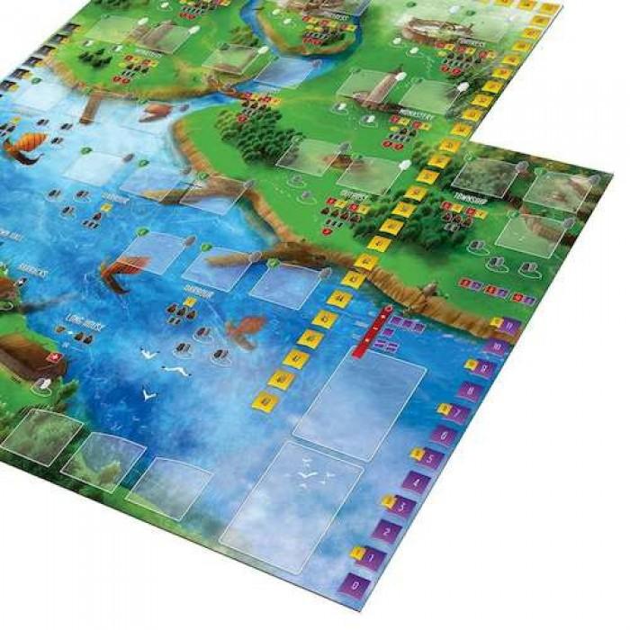 Настольная игра Викинги Северного моря