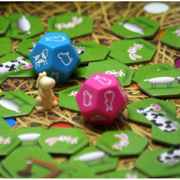 Настольная игра Суперфермер: Ранчо