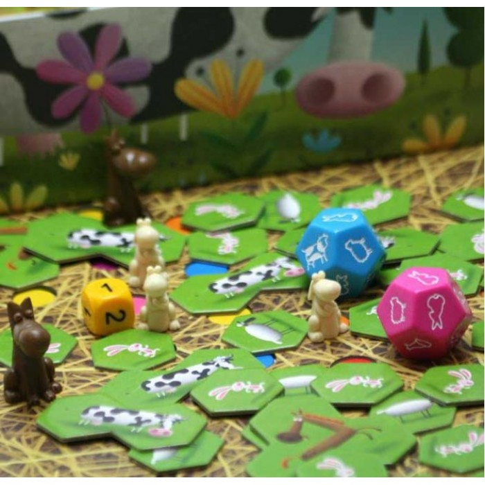 Настільна гра Суперфермер: Ранчо
