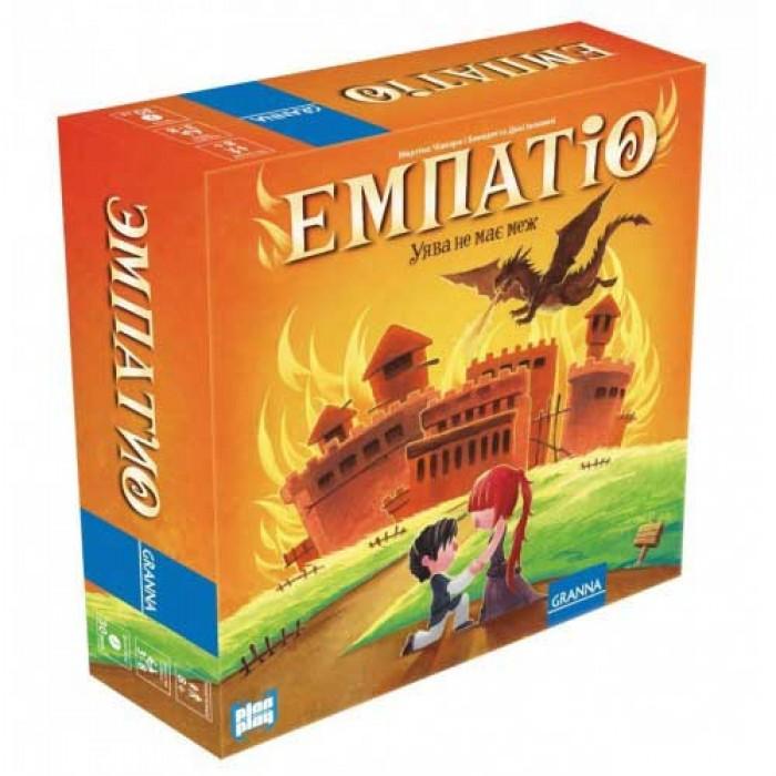 Настольная игра Эмпатио (Емпатіо, Empatio)