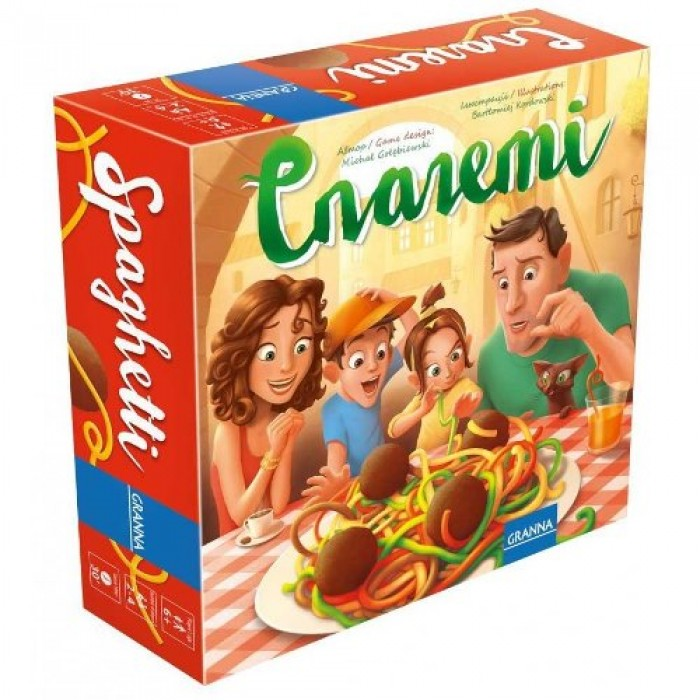 Настольная игра Спагетти (Spaghetti)