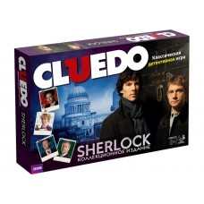 Настільна гра Клюедо: Шерлок. колекційне видання