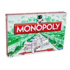 Настольная игра Монополия. Стандарт (Monopoly Standart) (рус.)