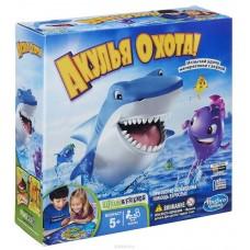 Настольная игра Акулья охота (Shark Attack) от Hasbro