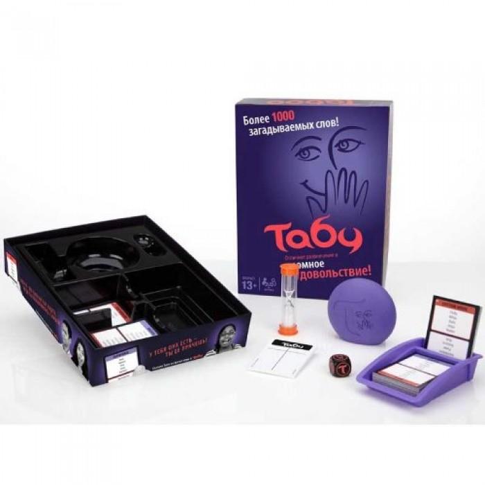 Настільна гра Табу (Taboo, Tabu)