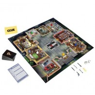 Настільна гра Клюедо (Клуедо, Доказ, Cluedo, Clue)