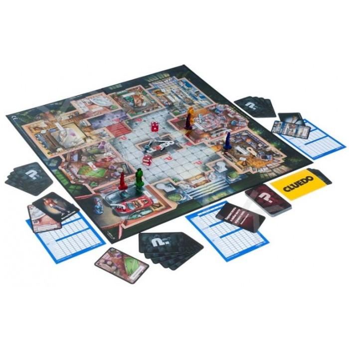 Настольная игра Клюэдо (Клуэдо, Улика, Cluedo, Clue)