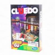 Настольная игра Клюэдо. Дорожная версия (Клуэдо, Cluedo Travel, Clue)