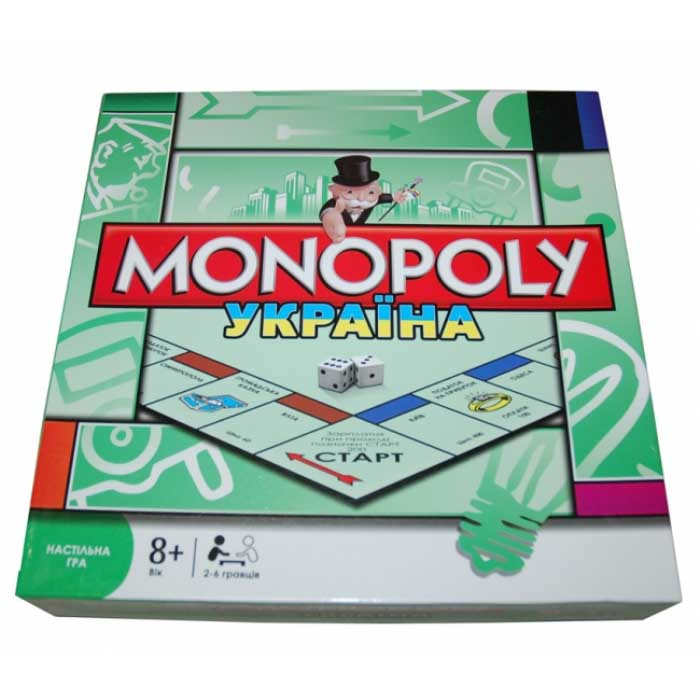 Настільна гра Монополія