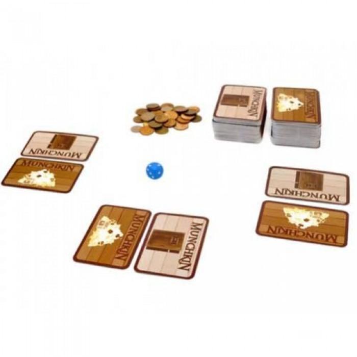 Настільна гра Манчкін (Munchkin)
