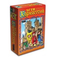 Настільна гра Діти Каркассона
