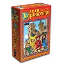 Настольная игра Дети Каркассона