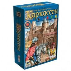 Настільна гра Каркассон (Carcassonne original)