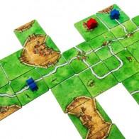 Настольная игра Каркассон (Carcassonne original)