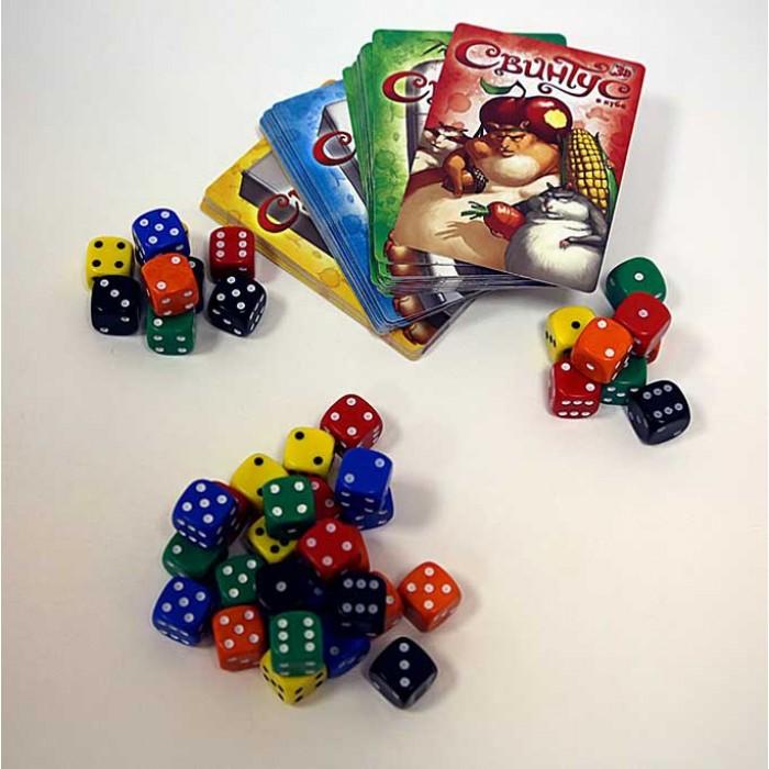 Настільна гра Свинтус 3D