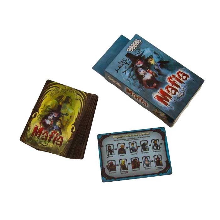 Настольная игра Мафия. Кровная месть (компактная версия)