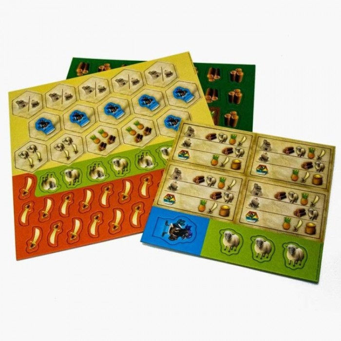 Настільна гра Колонізатори Junior (Settlers of Catan Junior)