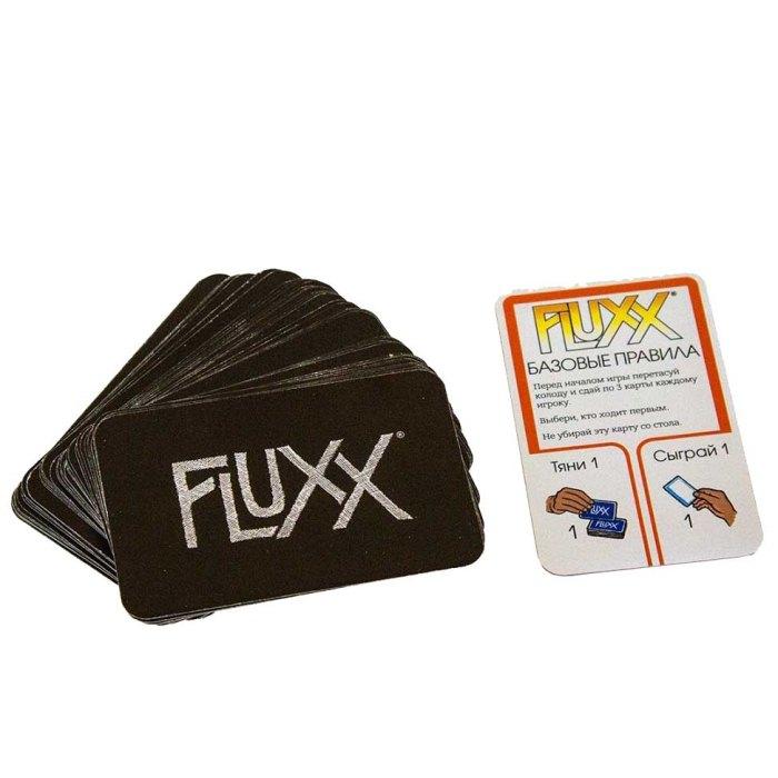 Настольная игра Fluxx Zombie (Флакс Зомби)