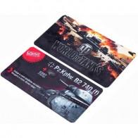 Настольная игра Мир танков (World of Tanks: Rush) (2-е изд.)
