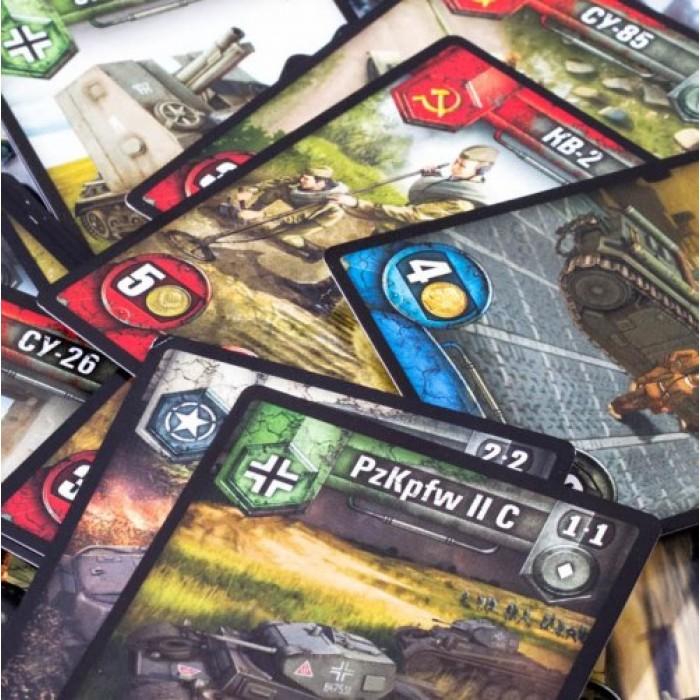 Настільна гра Світ танків (World of Tanks: Rush) (2-ге вид.)