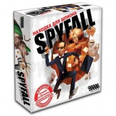 Настольная Находка для шпиона (Spyfall)