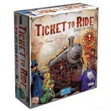 Настільна гра Ticket to Ride: USA (Квиток на поїзд Америка)