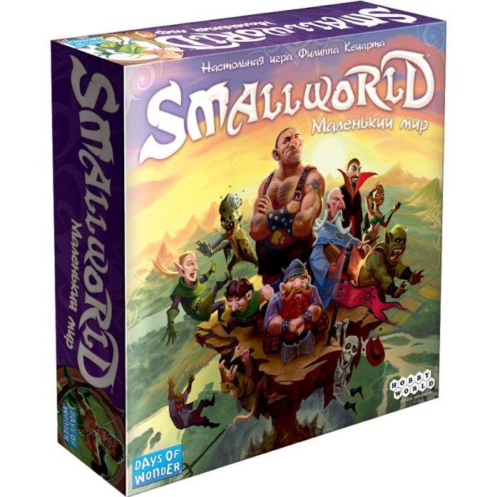 Настільна гра Маленький Світ (Small World)