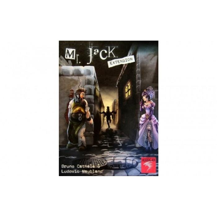 Настільна гра Містер Джек в Лондоні: Нові герої