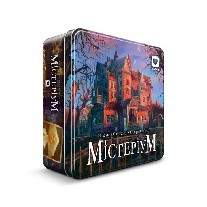 Настільна гра Містеріум (Mysterious Signs)