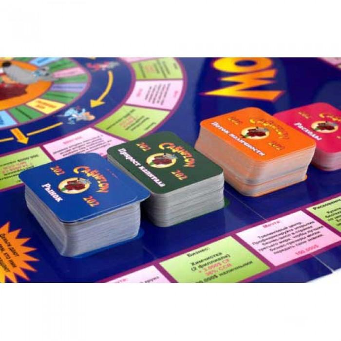 Настільна гра Грошовий потік 101 (Cashflow 101)