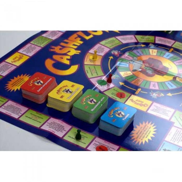 Настольная игра Денежный поток 101 (Cashflow 101)